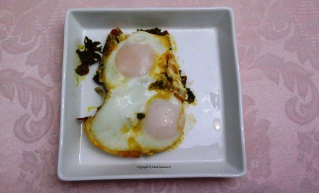 Fenugreek Eggs