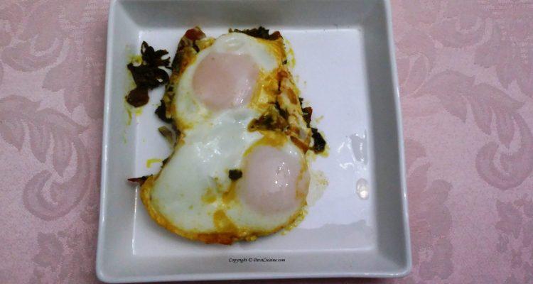 Fenugreek Eggs