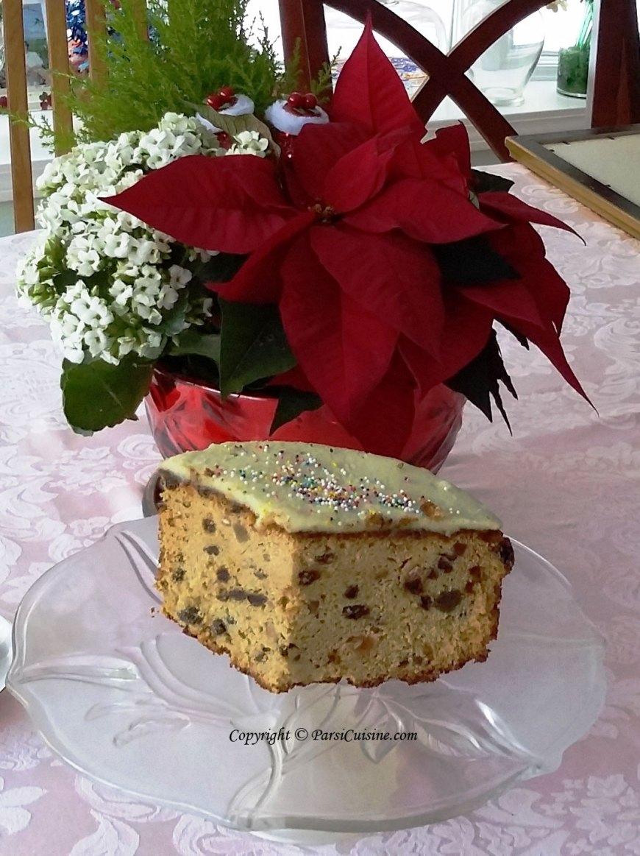 Rita's Fruitcake