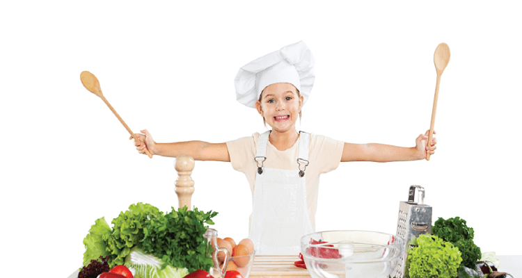 Kid Cooks Wanted!