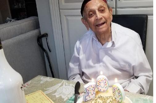 """Keki Pirojshah Illava of Mississauga, Ontario, Canada who is celebrating his 100th birthday on June 7 epitomizes the Parsi approach of """"khaaavo, piyo ne majah karo (eat, drink and be merry),"""" notes a brief write-up by Meher Panthaky, erstwhile director of the Ontario Zoroastrian Community Foundation. He eats his favorite British breakfast of eggs and bacon every day and loves his Parsi bhonu of marghi and gosh, dismissing any vegetarian dish as """"Ai su ghas phoos? Bota kah chhe (What is this fodder? Where is the meat)?"""" Come October and he will ask """"khariya (trotters)?"""" He enjoys his tipple of """"Old Monk"""" rum and champagne, with mango ice cream being his favorite dessert. Lovingly addressed as """"Keki Pappa"""" by family and friends, with his strong will power, at the age of 98 he made the arduous journey to Bombay to attend grandson Nekzad's maratab ceremony. Undeterred by a weak back, he insists on being independent and refuses to use a walker. Before relocating to Canada in 2002 to be in the company of his son Aspi and family, Keki was in London, UK, working at the Heathrow airport for over 37 years. The Bombay born centenarian spends his retirement years """"reading all available newspapers (ask him anything on current affairs), solving crossword puzzles and watching wrestling"""" bouts on television with a gleam in his eyes, reports Panthaky. He loves English poems and couplets and when in the mood will very sweetly recite some beautiful verses."""