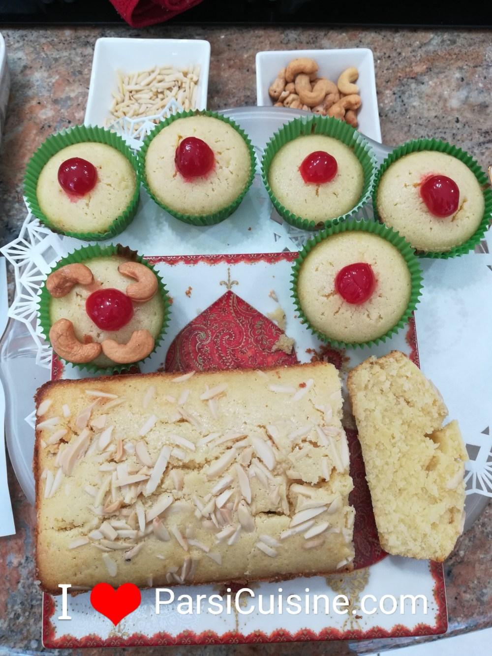 Virtual Cooking Class: Mava Cupcakes
