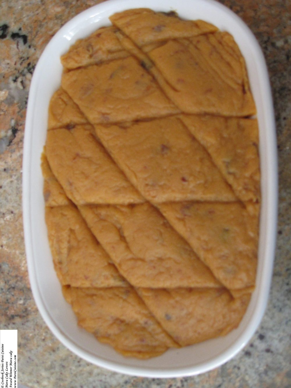 Mava or Mawa for mithai, mawa cakes and cupcakes