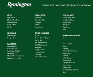 remington-firearms