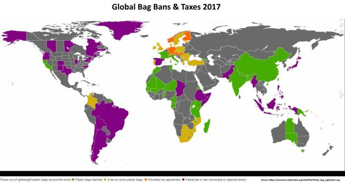 world-wide-plastic-bag-bans-2017