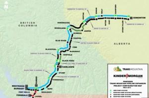 kinder-morgan-trans-mountain-pipeline-map