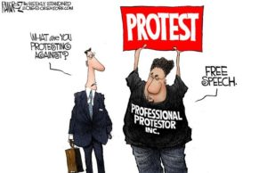 professional-protestors-against-free-speech