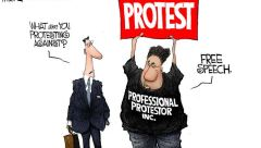professional-protestors-against-free-speech