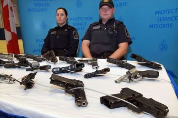 Why Canadian Hand Gun Control Works & Why US Gun Control Does Not