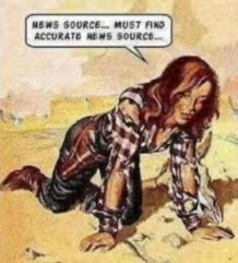 must-find-accurate-news-sources-woman