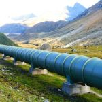 above-ground-pipeline-man-walking-my-campbell-river-now