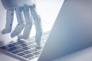 ai-robot-hand-laptop