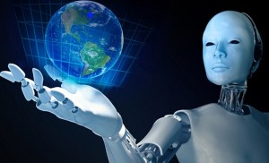 robot-globe