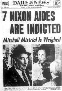 nixon-aids-indicted-ny-daily-news-watergate-us-midterms