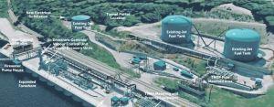 Trans Mountain Pipeline Burnaby Westridge Marine Construction Map 2018