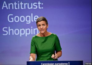 Google Antitrust EU