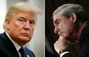 Donald Trump - Robert Mueller
