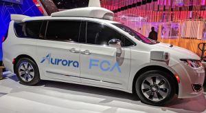 Chrysler Pacifica Aurora
