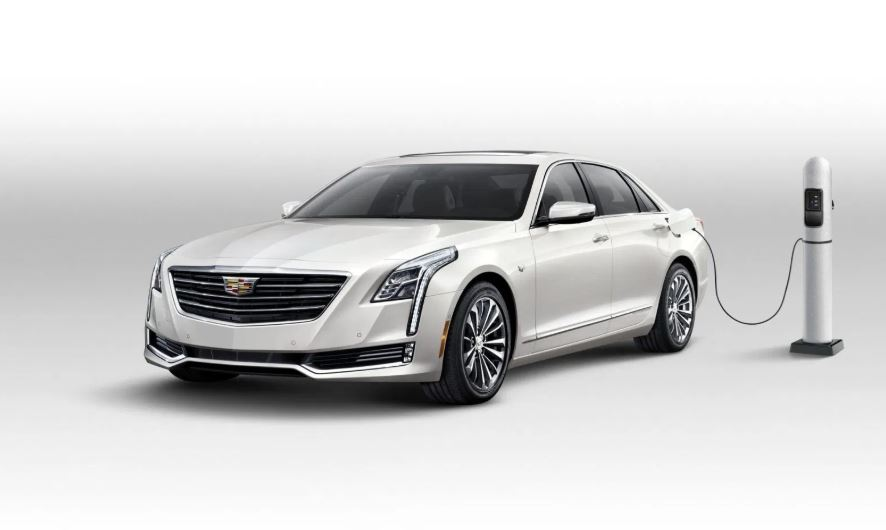 2016 Cadillac CT6 Plugin