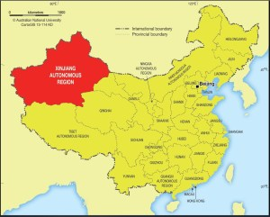 xinjiang china autonomous region