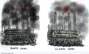 clean coal vs dirty coal