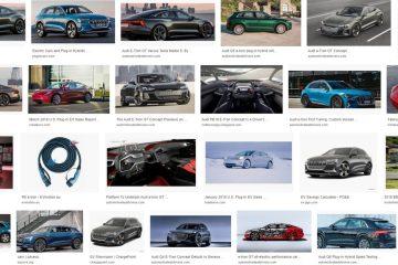 electric cars phev ev