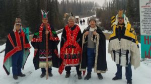 Wetsuweten Hereditary Chiefs
