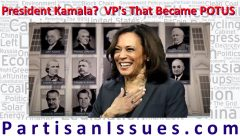 President Kamala Harris - Vice Presidents that have become US Presidents
