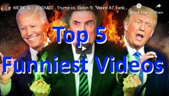 Top 5 Funniest Videos of the 2020 US Presidential election cycle Biden Trump
