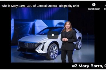 Mary Barra GM EV Cadillac Electric Cars SUV Truck Hummer