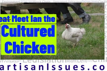 Meat Meet Ian the Cultured Chicken