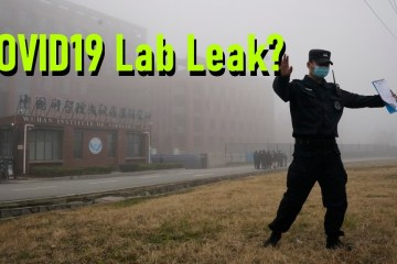 covid19 lab leak -wuhan institute of virology police