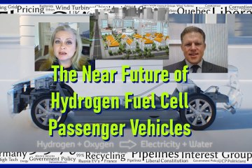 near future of fuel cell electric vehicles