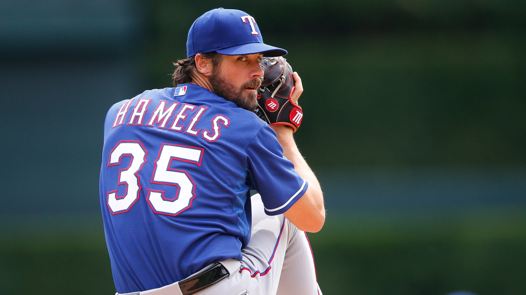 I'm All About Nostalgic Homecomings But Does Cole Hamels to the Phillies Make Sense?