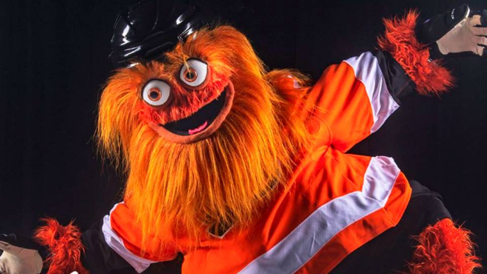 The Best Reactions to the Debut of Gritty (Also Buy a Gritty Shirt)