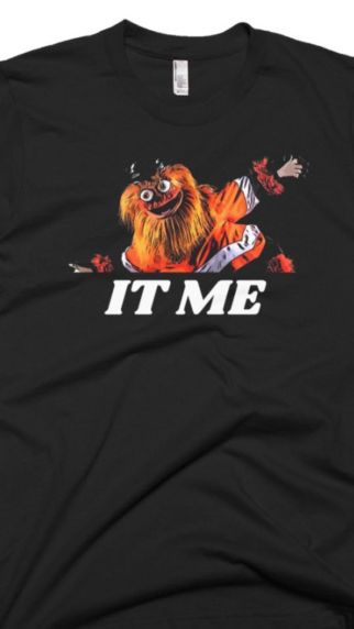 51b7eacce98 Here were some of the best reactions to the birth of the hero we have but  not the hero we deserve. And while you're here, buy a shirt with Gritty's  face on ...