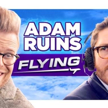Adam Ruins Frequent Flyer Programs