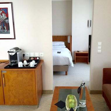 Hilton Munich Airport Hotel Suite