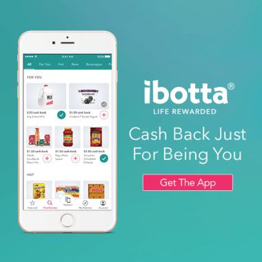iBotta mobile app