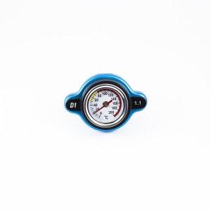 Kühlerdeckel mit Wassertemperaturanzeige - 600x600