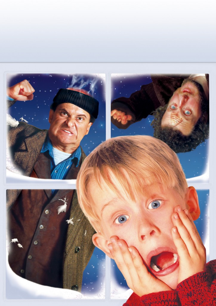 HOME ALONE on Blu-ray