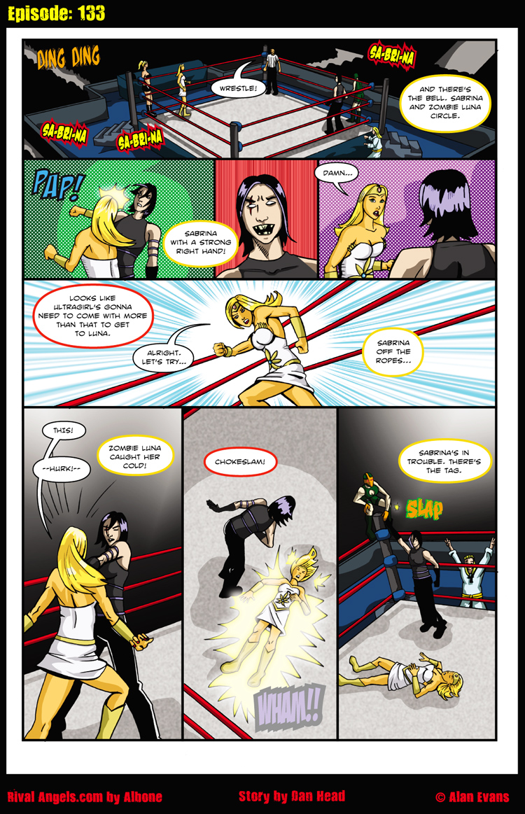 Page 133 – Rough Start