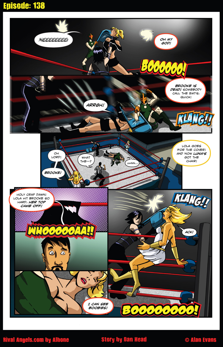 Page 138 – Malfunction
