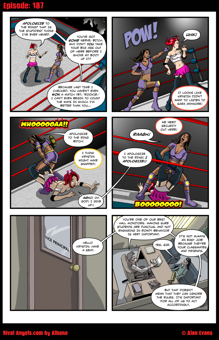 Page 187 – Rage