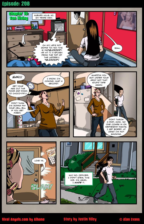 Page 208 – Sun Rising