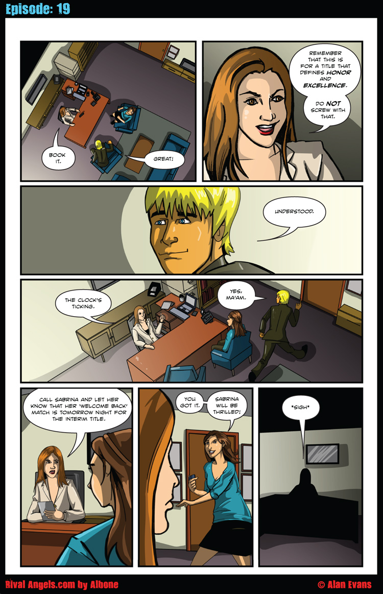 Chapter 8-Page-19-Booking the Match