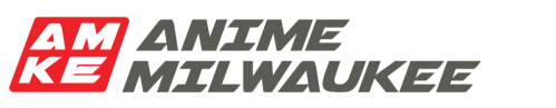 Anime Milwaukee logo