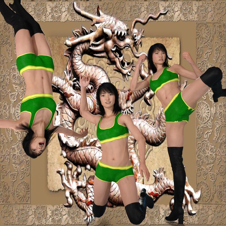 Fan Art Monday – Lil Dragon