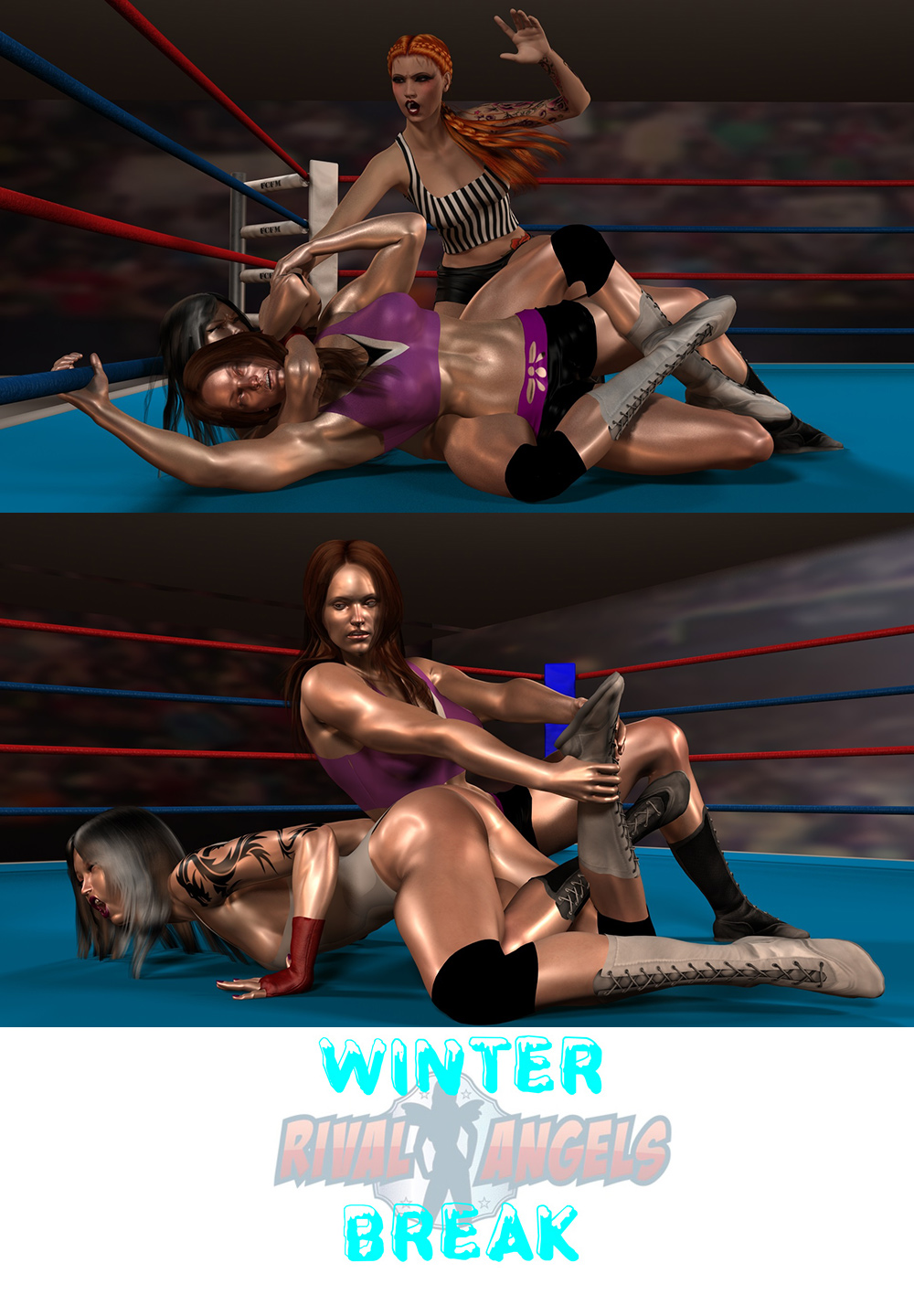 Winter Break- Camille vs Kimiko