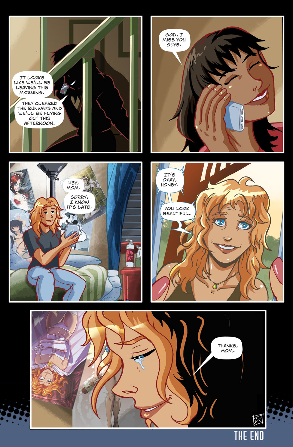 Christmas Angels – Page 15-Love Actually